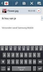 Samsung Galaxy Trend Plus (S7580) - E-mail - Bericht met attachment versturen - Stap 18