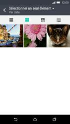 HTC One M9 - MMS - envoi d'images - Étape 15