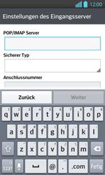 LG P710 Optimus L7 II - E-Mail - Konto einrichten - Schritt 11