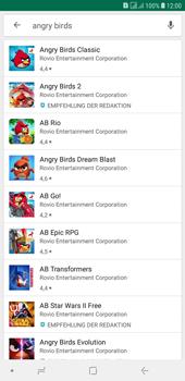 Samsung Galaxy J4+ - Apps - Herunterladen - 14 / 17