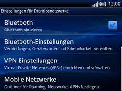 Sony Ericsson Xperia X10 Mini Pro - Internet - Manuelle Konfiguration - Schritt 6