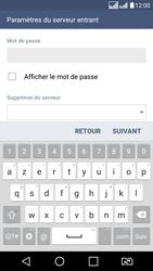 LG LG K8 - E-mails - Ajouter ou modifier un compte e-mail - Étape 12