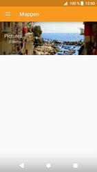 Sony Xperia XZ1 Compact - contacten, foto