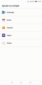 Huawei Y7 (2018) - E-mail - configuration manuelle - Étape 4