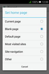 Alcatel Pixi 3 (3.5) - Internet and data roaming - manual configuration - Step 25
