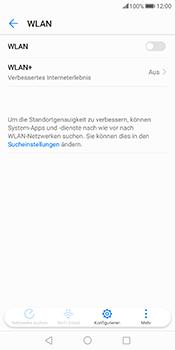 Huawei Mate 10 Pro - WLAN - Manuelle Konfiguration - Schritt 5