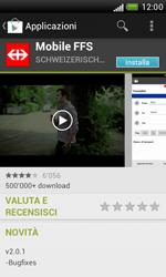 HTC Desire X - Applicazioni - Installazione delle applicazioni - Fase 20
