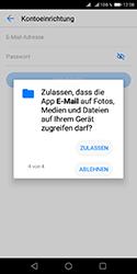 Huawei Y5 (2018) - E-Mail - Konto einrichten - Schritt 9