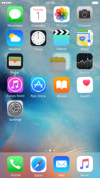 Apple iPhone 6s - Getting started - Personalising your Start screen - Step 4