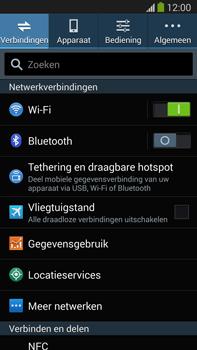 Samsung N9005 Galaxy Note III LTE - Internet - Uitzetten - Stap 4