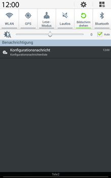 Samsung T315 Galaxy Tab 3 8-0 LTE - Internet - Automatische Konfiguration - Schritt 6