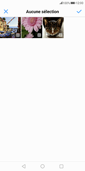 Huawei Mate 10 Pro - E-mail - Envoi d