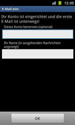 Samsung I8160 Galaxy Ace 2 - E-Mail - Konto einrichten - Schritt 16