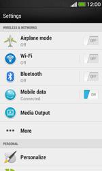 HTC Desire 500 - Internet - Manual configuration - Step 5