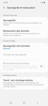 Samsung Galaxy Note20 - Aller plus loin - Gérer vos données depuis le portable - Étape 9