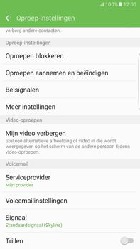 Samsung Samsung Galaxy S6 Edge+ - Android M - Voicemail - handmatig instellen - Stap 7