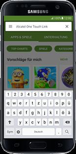 Alcatel MiFi Y900 - Apps - Anwendung für das Smartphone herunterladen - Schritt 6