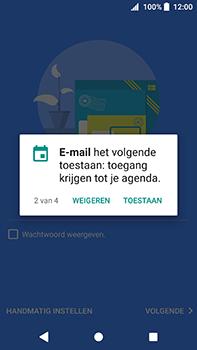 Sony Xperia XA2 Ultra - E-mail - handmatig instellen (outlook) - Stap 11