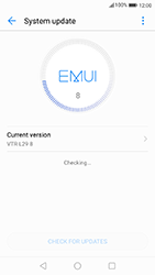 Huawei P10 - Android Oreo - Device - Software update - Step 6