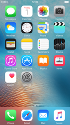Apple iPhone 6s - SMS - Manual configuration - Step 1