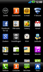 LG P990 Optimus 2X Speed - bluetooth - aanzetten - stap 3
