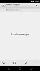 Sony Xperia V - E-mail - Configuration manuelle - Étape 16