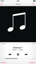 Apple iPhone 6 iOS 8 - Photos, vidéos, musique - Ecouter de la musique - Étape 5