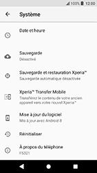 Sony Xperia X Compact (F5321) - Android Oreo - Appareil - Mises à jour - Étape 6