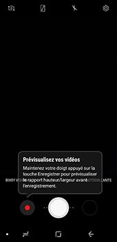 Samsung Galaxy A8 - Photos, vidéos, musique - Créer une vidéo - Étape 15