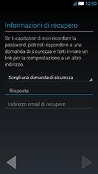 Alcatel One Touch Idol S - Applicazioni - Configurazione del negozio applicazioni - Fase 12