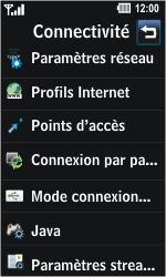 LG GD510 Pop - Internet - Configuration manuelle - Étape 4