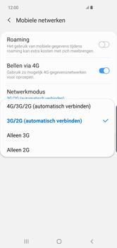Samsung Galaxy S10 Plus - 4G instellen  - Toestel instellen voor 4G - Stap 7