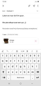 Samsung Galaxy A10 - E-mail - e-mail versturen - Stap 19
