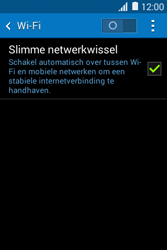 Samsung Galaxy Young 2 (G130HN) - wifi - handmatig instellen - stap 5