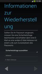 Samsung Galaxy Mega 6-3 LTE - Apps - Konto anlegen und einrichten - 12 / 25