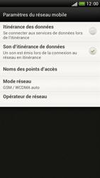 HTC One S - Internet et roaming de données - Configuration manuelle - Étape 7