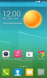 Alcatel Pop S3 (OT-5050X) - Internet - Voorbeelden van mobiele sites - Stap 1