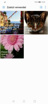 Huawei Mate 20 Lite - MMS - Erstellen und senden - 14 / 20