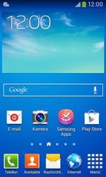 Samsung Galaxy Ace 3 - Internet - Automatische Konfiguration - 1 / 1