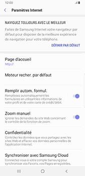 Samsung Galaxy S9 Plus - Android Pie - Internet et roaming de données - Configuration manuelle - Étape 25