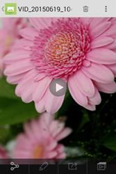 Alcatel Pixi 3 Dual Sim - Photos, vidéos, musique - Créer une vidéo - Étape 11