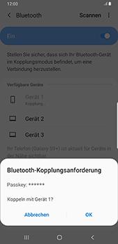 Samsung Galaxy S9 Plus - Bluetooth - Geräte koppeln - 10 / 12