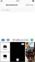 Apple iPhone 6s - MMS - Erstellen und senden - 13 / 19