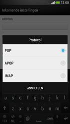 HTC Desire 601 - E-mail - e-mail instellen: POP3 - Stap 9