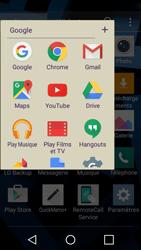 LG K4 - E-mails - Ajouter ou modifier votre compte Gmail - Étape 3