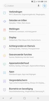 Samsung Galaxy A7 (2018) - bluetooth - aanzetten - stap 4