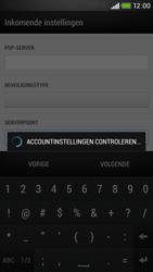 HTC Desire 601 - E-mail - Handmatig instellen - Stap 14