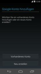 Huawei Ascend P7 - Apps - Konto anlegen und einrichten - 3 / 21