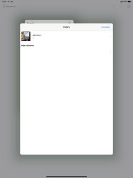 Apple ipad-pro-12-9-inch-model-a1671-ipados-13 - E-mail - Bericht met attachment versturen - Stap 11