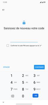 OnePlus 7T Pro - Sécuriser votre mobile - Activer le code de verrouillage - Étape 10